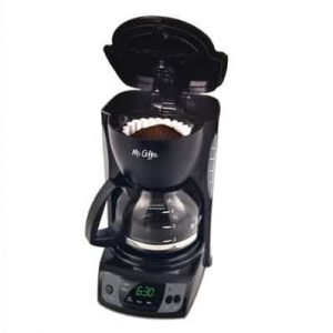 Mr Coffee 5 Cup Programmable Coffee Maker