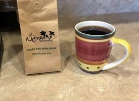 Njoga Coffee Review Exotic Coffee
