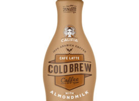Califia Farms Cafe Latte Cold Brew Almond Milk 48 oz