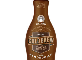 Califia Farms Mocha Cold Brew Almond Milk 48 oz