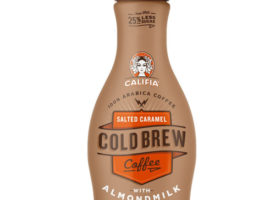 Califia Farms Salted Caramel Cold Brew Coffee 48 oz