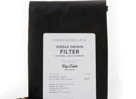 Toby's Estate Dean & Deluca Single Origin Filter Medium Roast Coffee 12oz