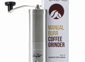 Java Presse Manual Burr Grinder