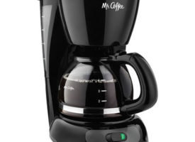 Mr Coffee Four Cup Coffee Maker