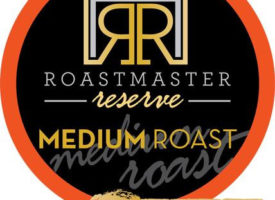 Roastmaster Reserve Mt. Elgon Blend Medium Roast Pods 24ct