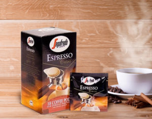 Segafredo Espresso Pods: True Italian Espresso on the Go
