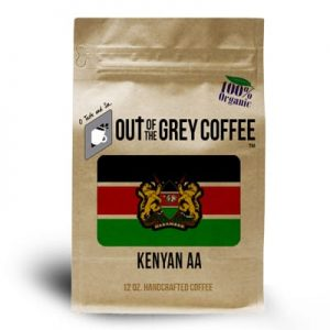 Out of the Grey Coffee - Kenyan AA