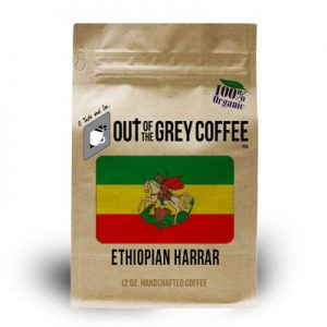 Out of the Grey Coffee - Ethiopia Coffee