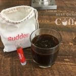 Sudden Coffee with Third Wave Water