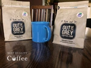 Out of the Grey Coffee Review – Coffee That's Out of this World