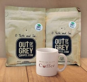 Out of the Grey Coffee Review