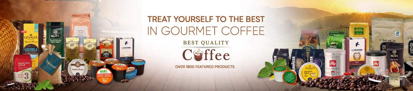 Best Quality Coffee - Exotic Coffee, K Cups, Coffee Pods