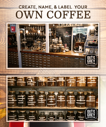 Create Your Own Coffee - Coffee Giveaway