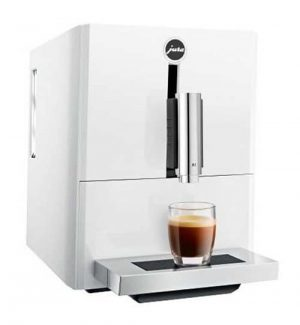 Jura A1 White Compact Coffee Machine