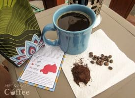 Atlas Coffee Review - Single Origin Goodness in a Monthly Box