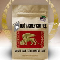 Out of the Grey Coffee - Mocha Java