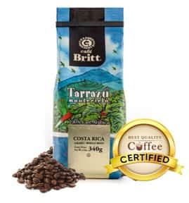 Cafe Britt Tarrazu - Best Exotic Coffee
