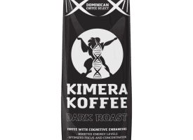 Kimera Koffee Ground Dark Roast 12oz