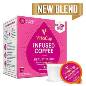 VitaCup Beauty Blend Healthy Coffee