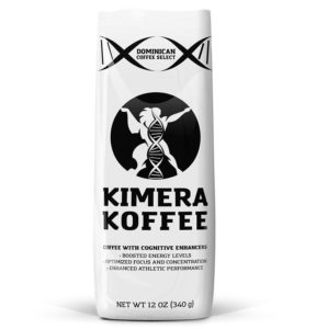 Kimera Koffee - Kimera Coffee - Nootropics Coffee - Medium Roast 12oz