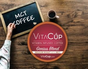 What is Coffee with MCT?