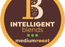 Intelligent Blends Medium Roast Coffee Pods 88ct