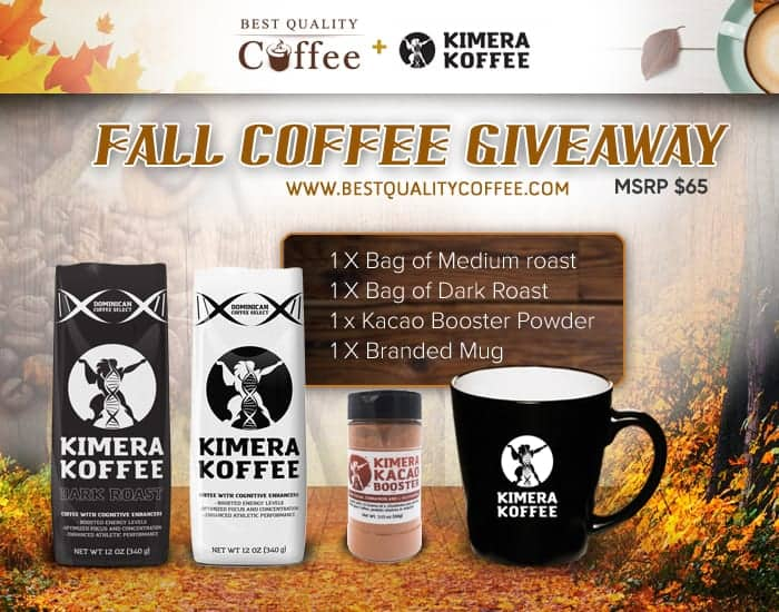 Kimera Koffee Best Quality Coffee