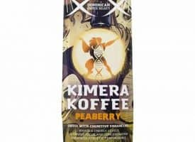 Kimera Koffee Peaberry Halloween Blend Ground Medium Roast Coffee 12oz