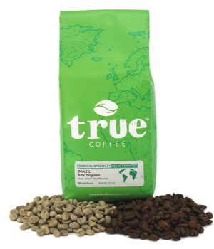 True Coffee Swiss Water Decaf