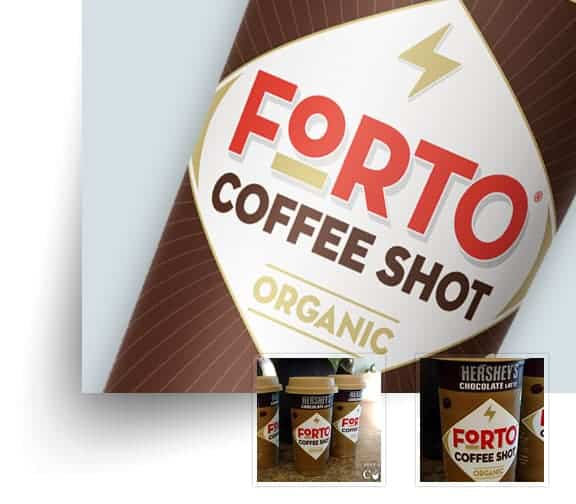 The Best Coffee on the Go Forto Coffee Shot