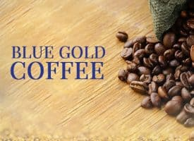 Volcanica Coffee Blue Gold