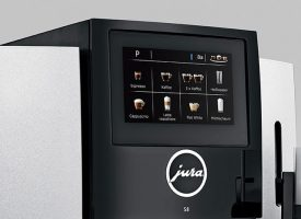 Jura S8 Review - Simplicity, Luxury, and Customization