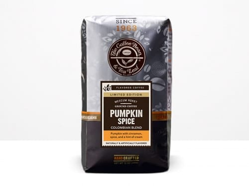 CBTL Pumpkin Brew Seasonal Blend