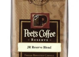 Peet's Coffee JR Reserve Dark Roast 16oz