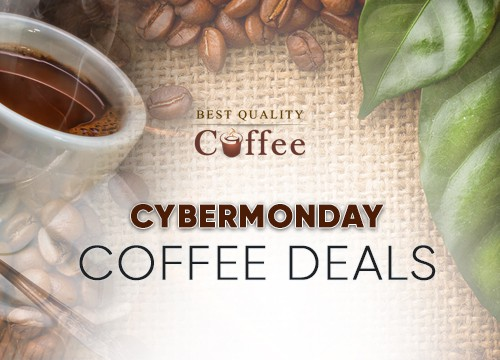 Best Cyber Monday Coffee Deals