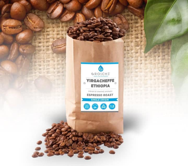 Best Yirgacheffe Coffee - Grosche Coffee