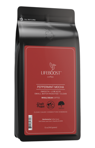 Lifeboost Coffee Holiday