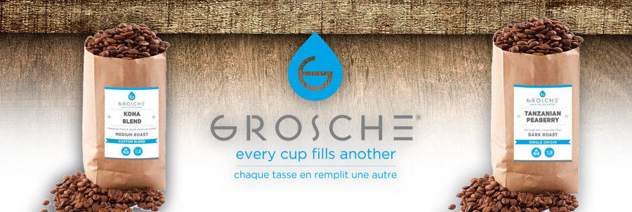 Best Specialty Coffee - Grosche Coffee