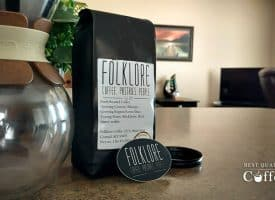 Folklore Coffee Review - Striking Coffee Gold in Montana
