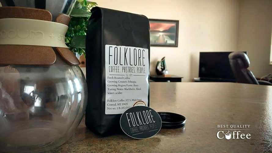 Folklore Coffee Review