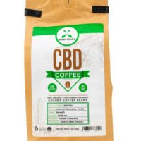Green Roads CBD Coffee Medium Roast 8oz