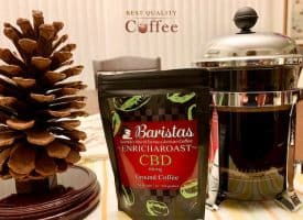 Barista CBD Coffee Review