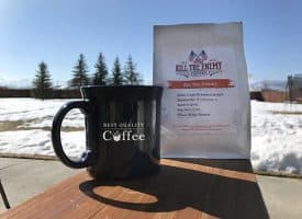 Kill the Enemy Coffee Review