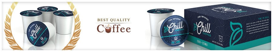 Diamond CBD Coffee K Cups