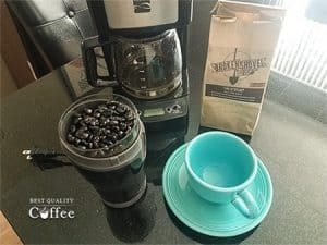 Broken Shovel Coffee Review