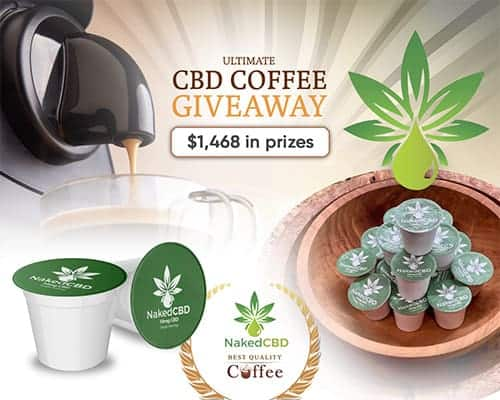Naked CBD Coffee Giveaway