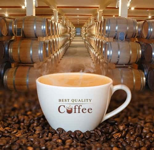 What is Barrel Aged Coffee and Why it Matters
