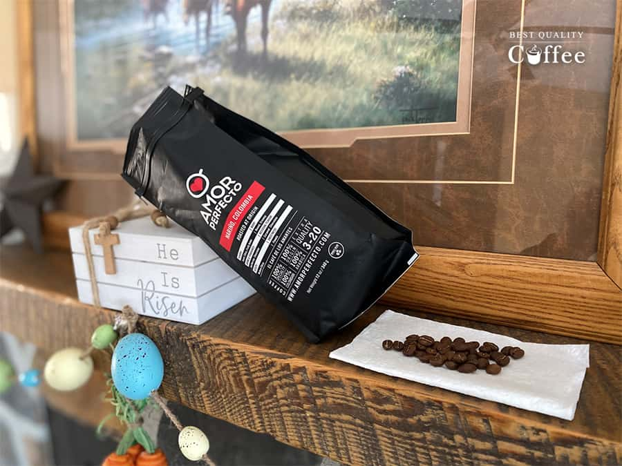 Best Colombian Coffee - Amor Perfecto
