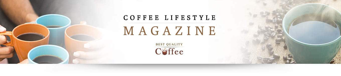 Coffee Magazine and Coffee Reviews