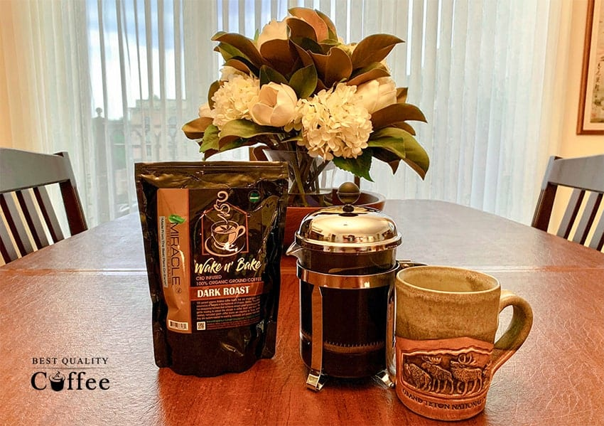 Miracle CBD Coffee Review - A Miraculous Brew